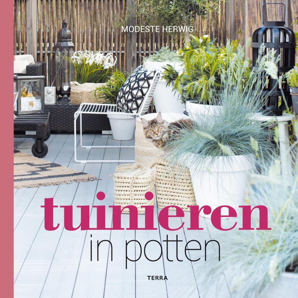 Modeste Herwig,Tuinieren in potten