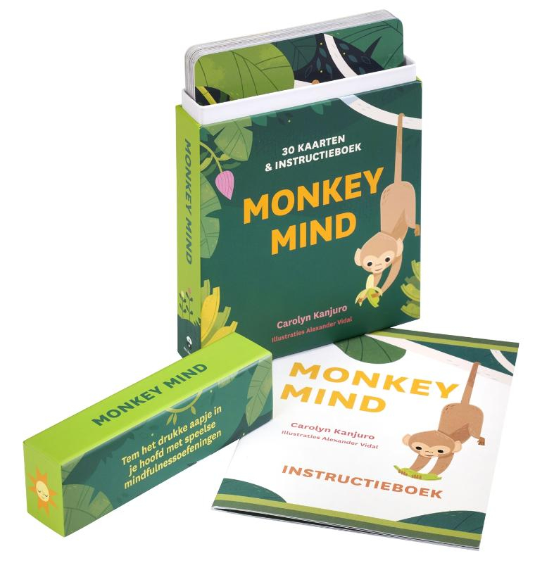 Carolyn Kanjuro,Monkey mind