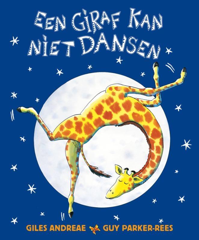 Giles Andreae,Een giraf kan niet dansen