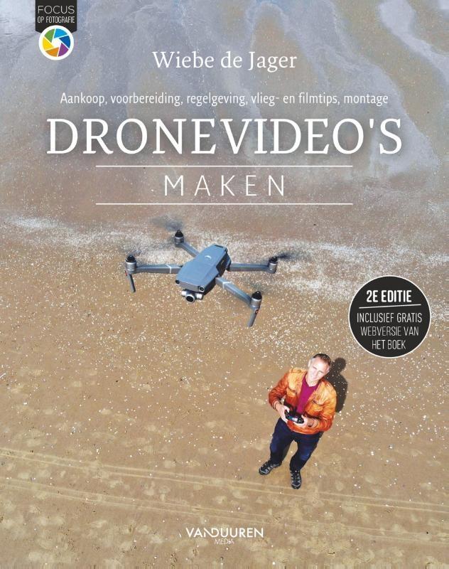 Wiebe de Jager,Dronevideo's maken