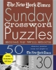 New York Times,The New York Times Sunday Crossword Puzzles Volume 30