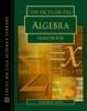 Todd, Deborah,The Facts On File Algebra Handbook