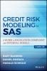Baesens, Bart,Credit Risk Analytics