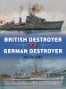 David Greentree and David Campbell,British Destroyer vs German Destroyer