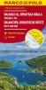 ,<b>Marco Polo Dalmati�, Kroatische kust Midden en Zuid</b>
