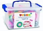 ,PRIMO - Schoolbox met 6 kleuren klei Snackbar