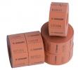 ,Consumptiebon Combicraft 1/2 consumptie 500 stuks oranje
