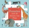 Fiep  Westendorp,Puzzelen met de dieren van Fiep