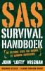 <b>John  Wiseman</b>,SAS Survival handboek