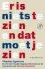 <b>Thomas  Eyskens</b>,Er is niets te zien en dat moet je zien