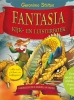 <b>Geronimo  Stilton</b>,Fantasia + 3 cd`s