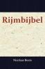 Nicolaas  Beets,Rijmbijbel
