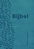 ,Bijbel (SV) met psalmen (ritmisch) - turquoise