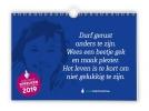 <b>Mark  Verhees</b>,Familieplanner positieve spreuken 2019