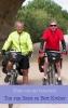 Ton Van Soest  En Bert Kreber ,Afzien met een fietsvriend