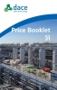 <b>DACE price booklet november 2015</b>,cost information for estimation and comparison