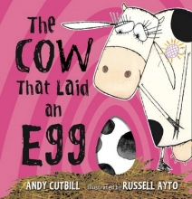 Andy Cutbill The Cow That Laid An Egg