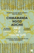 Chimamanda,Ngozi Adichie Half of a Yellow Sun