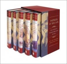 O`Brian, Patrick Complete Aubrey/Maturin Novels