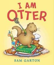 Garton, Sam I Am Otter Board Book