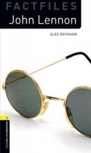 Raynham, Alex Factfiles: Stage 1. John Lennon