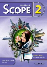Scope: Level 2. Workbook with Online Practice (Pack)