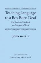 Wallis, John Teaching Language to a Boy Born Deaf
