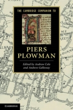 Cole, Andrew Cambridge Companion to Piers Plowman