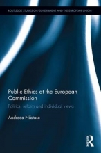 Nastase, Andreea Public Ethics at the European Commission