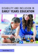 Chris (Newman University, UK) Collett Disability and Inclusion in Early Years Education