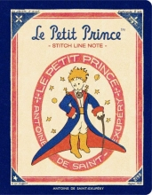Le Petit Prince Stitch Large Lined Notebook