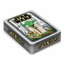 Lucasfilm Star Wars Colouring Tin