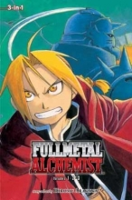 Arakawa, Hiromu Fullmetal Alchemist Omnibus 1