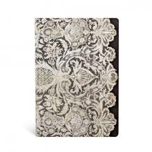 Paperblanks Lace Allu, Ivory Veil, Midi, Lin