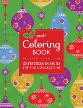 Andrews McMeel Publishing Posh Adult Coloring Book