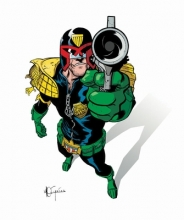 Bolland, Brian Judge Dredd