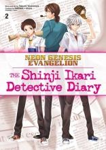 Yoshimura, Takumi Neon Genesis Evangelion, The Shinji Ikari Detective Diary 2