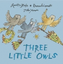 Blake, Quentin Three Little Owls