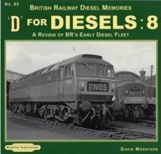 Gavin Morrison D For Diesels : 8