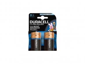 , Batterij duracell ultra power 2xd mx1300