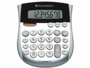 , REKENMACHINE TEXAS TI-1795 SUPER VIEW