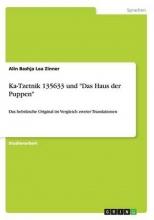 Zinner, Alin Bashja Lea Ka-Tzetnik 135633 und
