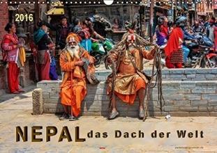 Roder, Peter Nepal - das Dach der Welt (Wandkalender 2016 DIN A3 quer)