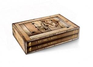 Disney, Walt Lustiges Taschenbuch präsentiert Es war einmal in Amerika Box
