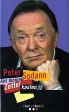 Sodann, Peter Peter Sodanns Zettelkasten