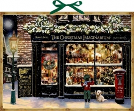 , Adventskalender christmas imaginarium