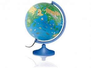 , globe Family Line 30cm franstalig