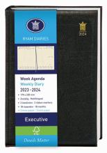 , Ryam executive agenda 2020-2021 18 maanden 170x220 zwart