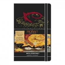 Moleskine Limited Edition Notebook Hobbit 2013 Pocket Plain
