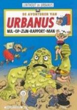Linthout,   Urbanus De avonturen van Urbanus 88 Nul-op-zijn-rapport-man
